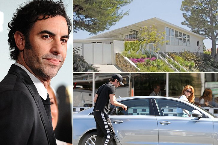 What Is Your Favorite Celebrity's Net Worth? Well It's Not ... Sacha Baron Cohen Net Worth